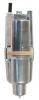 Насос вибрационный погружной с нижним забором воды